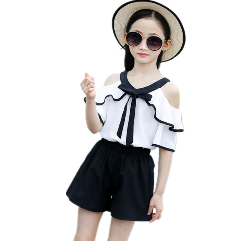 Summer season Child T Shirt + Shorts Go well with Toddler Children Garments Tops Women Garments Teenager Tracksuit Outfits Youngsters Clothes Lady Set Aliexpress, Aliexpress.com, On-line buying, Automotive, Telephones...