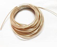1m 5m 10 fios de cabo rg316 rf cabo coaxial 50 ohm para o conector de friso 20m 30m 50m 100m