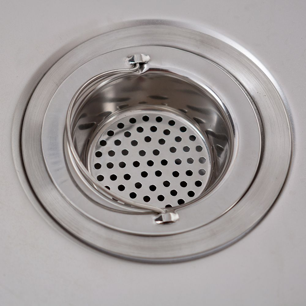 Portable Stainless Steel Kitchen Sewer Sink Drain