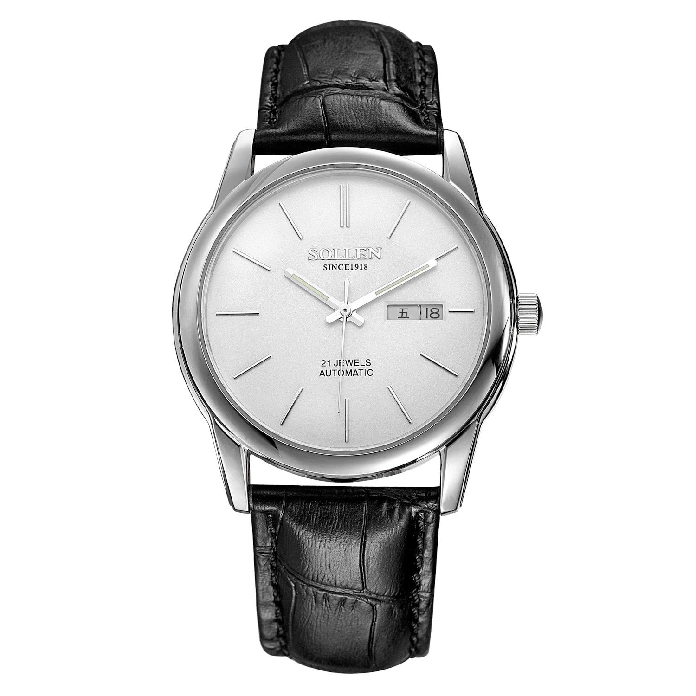 SOLLEN 2016 Quartz Watch Men Watches Top Brand Luxury Famous Wristwatch Male Clock Wrist Watch  Relogio Masculino SL-9001E