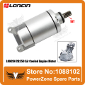 LONCIN CB250 250cc Air Cooled Cooling Engine Start Starter Motor Fit  Most Motorcycle Dirtbike ATV Quad Parts Free Shipping