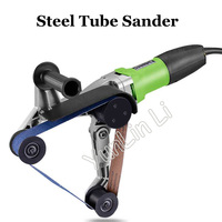 Polishing Professional Bracket Belt Sander Attachment Angle Grinder Aluminum Alloy Tool Accessories Pipe Tube Bearing Adapter