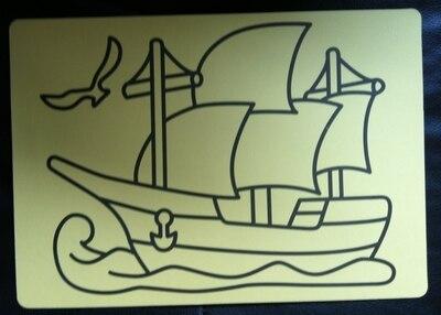 Плотные песочные художественные карточки 500gsm-простые песочные художественные карточки для детей, размер А4