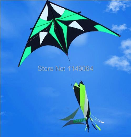 Frete grátis alta qualidade magia sombra delta weifang pipa com linha punho kitesurf hcxkite borboleta voar brinquedo mod