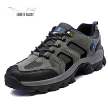 Outdoor Hiking Shoes Sports Tactical Trekking Men Sneakers Light Mountain Military Camping zapatillas hombre