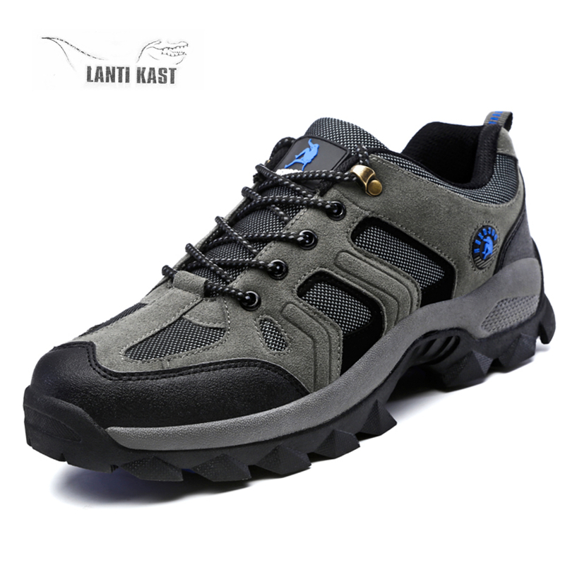 Outdoor Hiking Shoes Sports Tactical Trekking Men Sneakers Light Mountain Shoes Military Camping Hiking Shoes zapatillas hombre