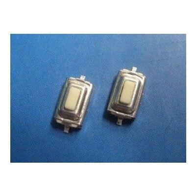 20PCS 2x4x3.5MM mininature SMD vertical Push button Side Tactile switch Re-flow solderable action force 250gf rockspace eb30