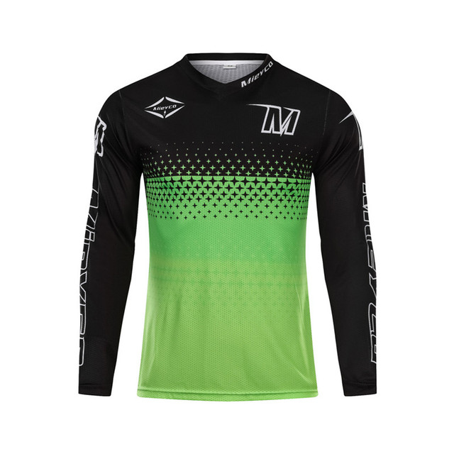 High Quality Men s Long Sleeve Downhill Jersey MTB DH RBX Off Road Clothing  Bicycle Motocross Equirtment Outdoor Sportswear 6d5b2512a