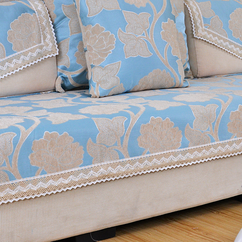Jacquard Sofa Settee Slip Covers