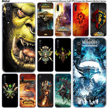 World of Warcraft Silicone Case For Xiaomi Pocophon