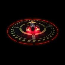Mata lądowisko z lekkim nocnym lądowaniem podświetlana podkładka do dji mavic mini 1/mini 2 / air / pro 1/ mavic 2 pro i zoom phantom