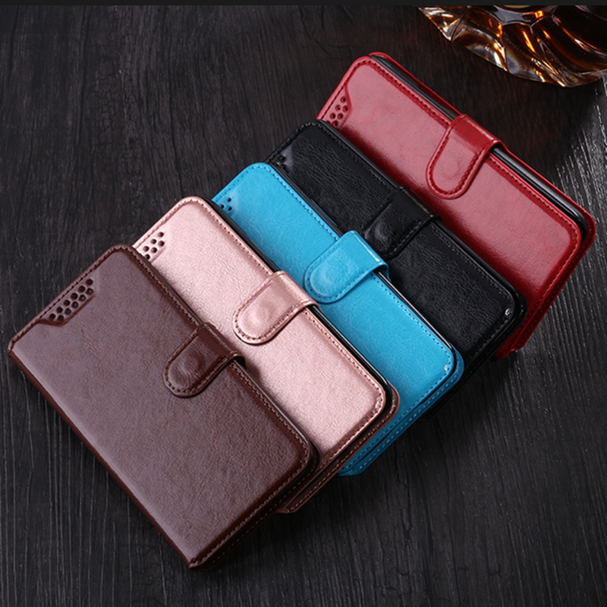 N430 Wallet PU Leather Case For Microsoft Nokia Lumia 430 Dual SIM 4.0 Magnetic Filp Cover Fundas Holder Stand Mobile Phone Bag