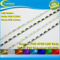 Narrow side IP65 Waterproof 5730 LED Strip flexible light DC12V,5.7mm / 4.7mm Width,Black / White PCB,60led/m,5m/lot