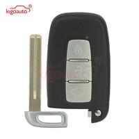 Kigoauto 3 Button 434Mhz 8A Chip key for Kia Ray 2011 Genuine Original OEM 95440 A3000 Smart remote car Key