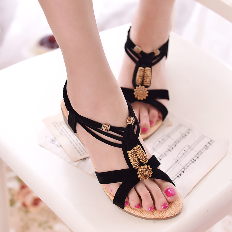 Roma tarzı Kadın ayakkabı sandalet zapatos mujer 2016 Yeni Gelenler moda Yaz Taze Takozlar sandalet