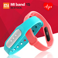 100% Original Xiaomi Miband 1S Heart Rate Monitor Pulse Bluetooth 4.0 Smart Wristband Bracelet Sleep Monitor Xiaomi Mi Band 1 S