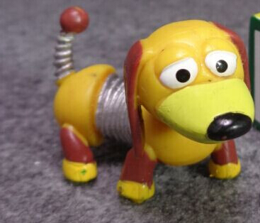 toy story slinky dog animal filhote de cachorro bonito action figure