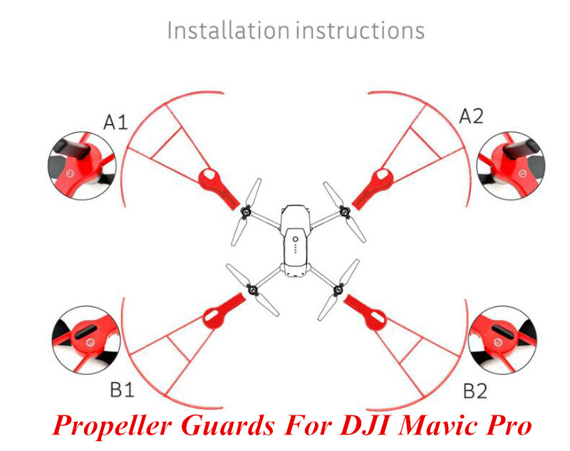 DJI-Mavic-Pro-propeller-protection-ring-UAV-anti-collision-ring-cover-drone-guard-circle-for-Mavic (3)