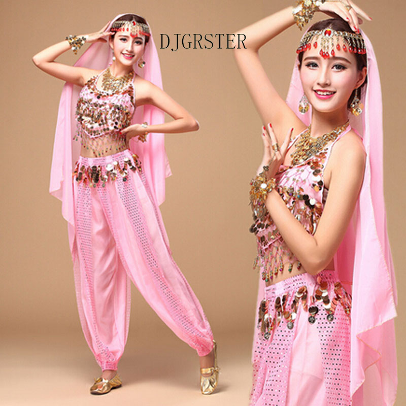 DJGRSTER 2019 New Arrival Sexy Oriental Belly Dance Suits For Women Dancing Practising Bellydance Costumes Design For Women