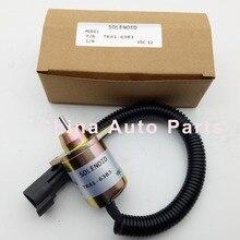 停止用電磁弁 1503ES 12S5SUC11S SA 4920 SA 4564 SA 4817 TK41 6383 TK 41 6383 エンジンサーモキング
