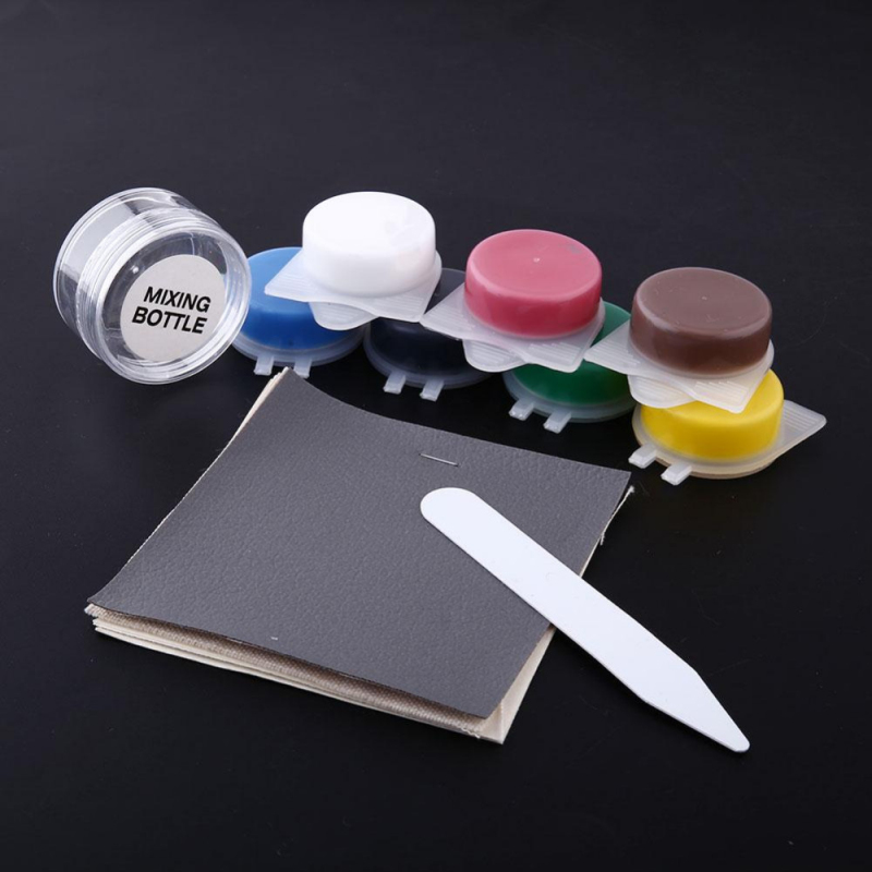 Leather Furniture Repair Kits Reviews: Leather Vinyl Repair Kit Leather Repair Tool For Auto Car