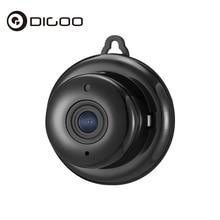 Digoo DG-MYQ  2.1mm Lens 720P WIFI Night Vision Two-way Audio Smart Home Security IP Camera Motion Detection Alarm Cloud Storage