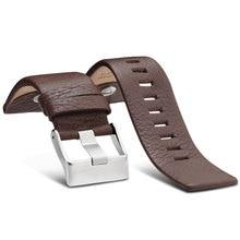 Cuir véritable Bracelet De Montre pour Diesel DZ7313 | DZ7322 | DZ7257 Montre Bracelet Homme Bracelet 22/24/26/28/30mm Sport Montre Bracelet noir