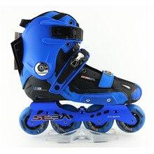 100% Original SEBA HL Adultos Profesional Extrema SkatesRoller Inline Patinaje Patines Zapatos de Patinaje Libre