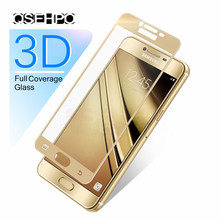 3D 9H Full Cover Tempered Glass For Samsung Galaxy A3 A5 A7 J3 J5 J7 2016 2017 J