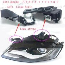 8K1941121A 8K1941121 per Audi A4l b8 lato sinistro di riparazione fari copricapo clip fissa staffa fari kit di riparazione Sinistra 09- 13