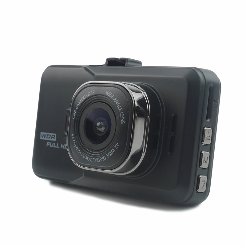 17 Registrar Car Camera DVR 1080P HD 1 Degree Dvr Black Box Car Mirror Camera Dual Camera Lens With Rear View Camera Dashcam 20