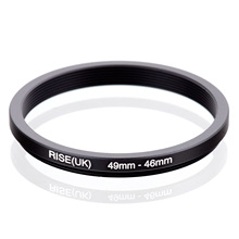 49mm 46mm 49 46 mm 49 to 46 Step down Filter Ring Adapter