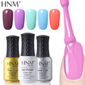 HNM 8ml Soak Off UV Gel Nail Polish Gorgeous Colors Gel Nagellak Gel Lak Vernis Semi Permanent Gel Varnishes Nail Glue Gelpolish