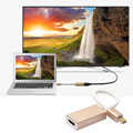 4K Mini DisplayPort DP 1.2 Thunderbolt to HDMI 2.0 Cable Adapter Converter Convertion for Apple MacBook Air/Pro/ iMac