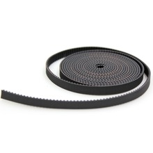 RepRap GT2 Timing Belt 6mm Wide 2mm Pitch 2GT Fr 3D Printer Prusa Mendel 1m VE173 P40