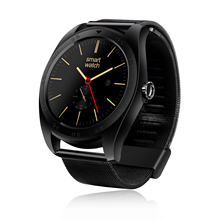 SMARTELIFE Round Bluetooth Smartwatch For Android Phone and ISO iPhone with Heart Rate Monitor Wearable Devices