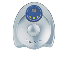 Ozonizador Air And Water Purifier Home Ozone Generator Washing Room Deodorizer Air Sterilization Digital Timing