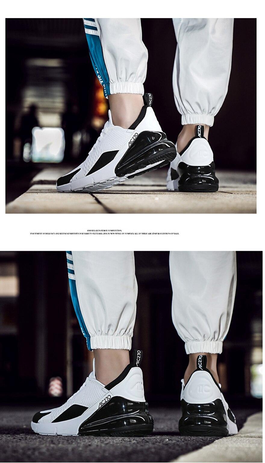 HTB1ZeQaRhjaK1RjSZFAq6zdLFXaD 2019 Casual Shoes Men Lightweight Running Male Shoes Breathable Mesh Sport Men Sneakers Flat Outdoor Footwear Summer Trainers