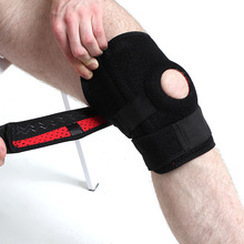 1 Pcs Knee Mountaineering Outdoor Non-slip Hip Basketball Gear Adjustable Running Against The Strain Sports Men And Women