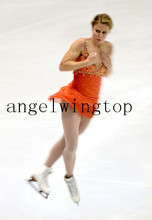 figure skating dresses hot sale ice dress for competition women skating clothing free shipping custom ice skating dress