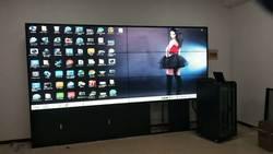 55 дюймов 3x 4 шт. светодиодный ЖК-экран ТВ экран 1,7 мм/3,5 мм, драгоценный камень 4 K HD ЖК-дисплей светодиодный видео ТВ стены