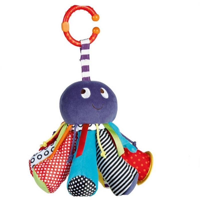 Color Octopus Балалар ойыншық Төсек Hanging Magic - Балаларға арналған ойыншықтар - фото 2