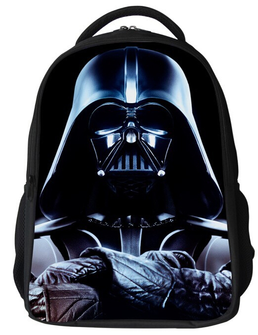 New Arrival Cartoon Kid School Backpacks Fashion Star Wars Students Bag Children Backpack In From Luggage Bags On Aliexpress