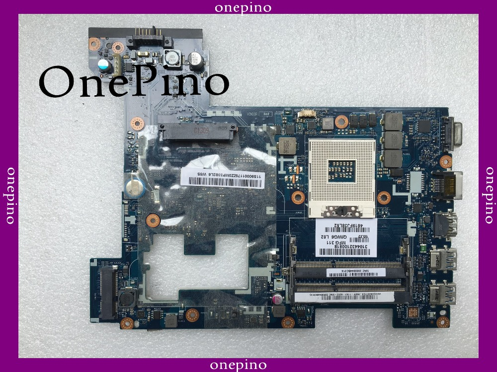 LA-7982P For Lenovo G580 P580 P585 Motherboard QIWG5 SLG8E-Grade-A  LA-7982P Tested Working