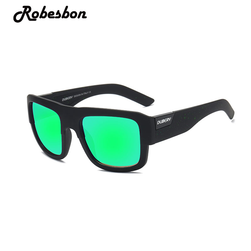 Classic Black Polarized Sunglasses Men Oversized Driving Brand Glasses for Women or Fema ...