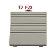 YGCDO 10 adet yedek gri pil bölmesi kapağı Nintendo orijinal oyun Boy sistemi