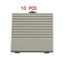 YGCDO 10 個交換グレーバッテリードアカバー任天堂オリジナルゲームボーイシステム