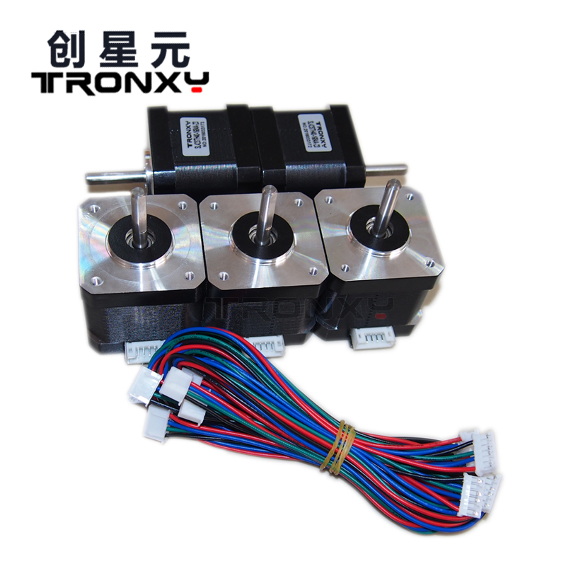 Fast Free Shipping Stepper Motor For 3d Printers Sl42sth40