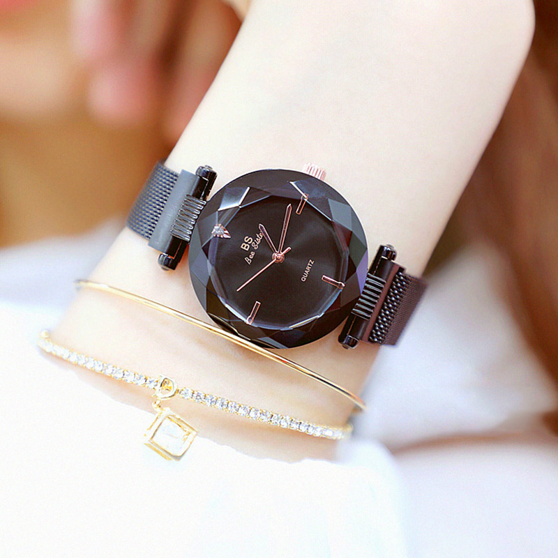 2018 Women Watches Diamond Famous Top Brand Elegant Quartz Watches Ladies Rhinestone Wristwatch Relogios Femininos