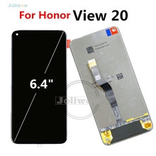 For Huawei Honor V20 lcd View 20 LCD Display and Touch Screen Digitizer Assembly For Honor V 20 PCT AL10 LCD Display недорого